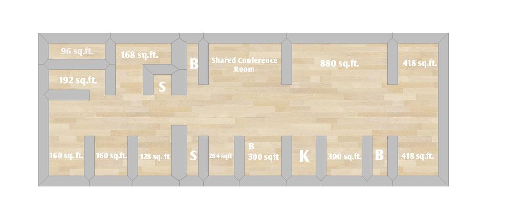 15 Broad St. Floorplan